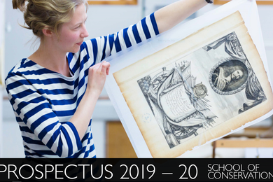 School of Conservation Prospectus 2019 - 2020