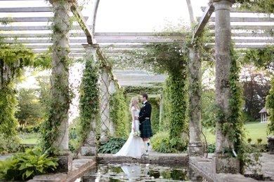 Wedding photo credit: Dasha Caffrey