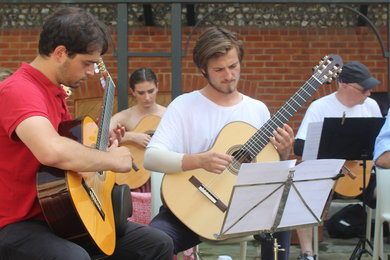 Guitar Festival at West Dean College of Arts and Conservation near Chichester