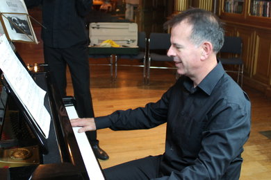 Roy Stratford Piano Recital at West Dean College of Arts and Conservation near Chichester