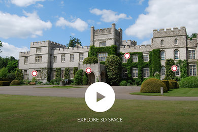 Virtual tour of West Dean College of Arts and Conservation