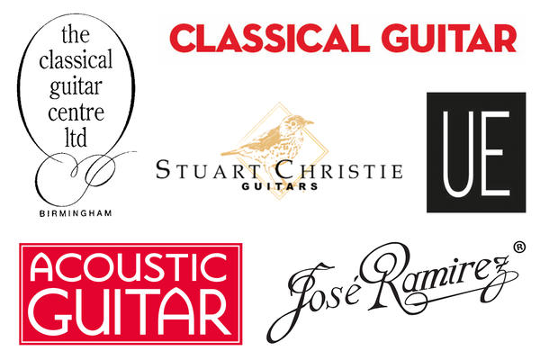 Sponsors of the West Dean Classical Guitar Festival