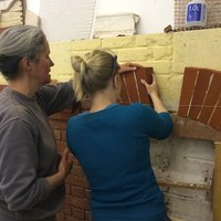 Conservation and Repair of Brick and Flint Masonry