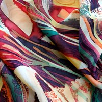 Isabella Whitworth silk scarves