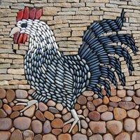 Sue Rew Jasper the Cockerel