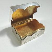 John Norgate silver box
