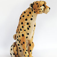James Ort ceramic animals