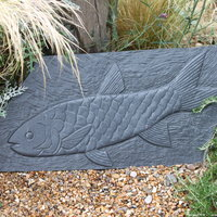 Paula Haughney slate fish