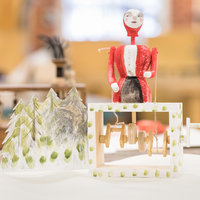 Rachel Larkins storytelling through automata