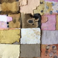 Jane Ponsford creative papermaking