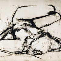 Sarka Darton life drawing