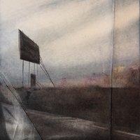 Kate Boucher landscape in pastels