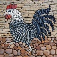 Sue Rew pebble mosaics