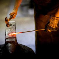 Andrew Smith creative blacksmithing