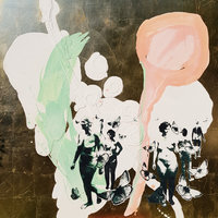 Melanie Rose embodied gestural painting
