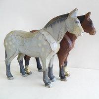 Peter Clothier sculptural woodcarving