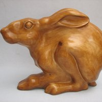 Peter Clothier woodcarving