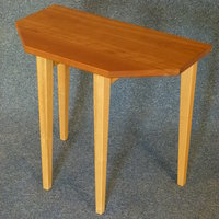 Tom Kealy furniture for beginners side table
