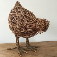 Dominic Parrette willow hen