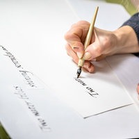 Gaynor Goffe calligraphy for beginners