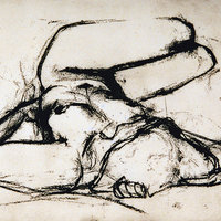 Sarka Darton life drawing line tone and shape