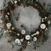 Rachel Siegfried autumnal wreath