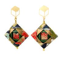 Renate Mayumi Origami paper jewellery