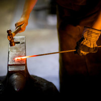 Andrew Smith creative blacksmithing projects