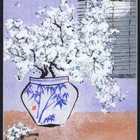 Julia Martin Chinese brush painting