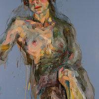 Alan McGowan Life drawing to life painting