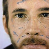 Oliver Jones Pastel portraits