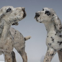 Celia Allen Ceramic animal sculpture