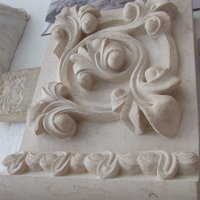 Simon Keeley Stone carving