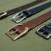 Jeremy and Carla Bonner Make your own leather belt