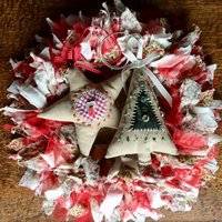 Christine Green Fabulous festive fabric decorations