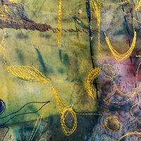 Cas Holmes Place-marks and images in experimental textiles