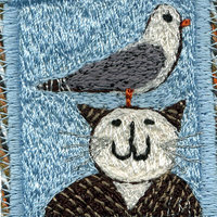 Linda Miller Mini pictures in stitches