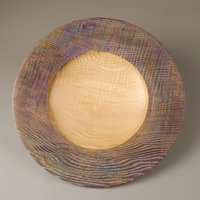 Colin Simpson Woodturning – bowls with texture