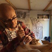 Alex Jones Woodcarving for beginner