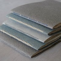 Tracey Bush Simple bookbinding – stitched pamphlet books