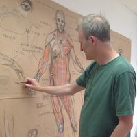 Alan McGowan Anatomy for artists – a drawing course