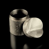 Abigail Brown Beginners' silversmithing – make a small round box