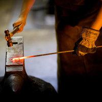 Andrew Smith Blacksmithing