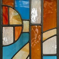 Carole Gray stained glass for beginners
