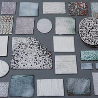 Jessica Turrell Contemporary enamelling – creating surface, texture and pattern