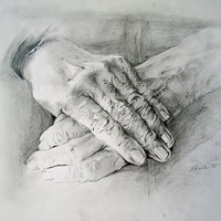 Šárka Darton Drawing hands, feet and faces