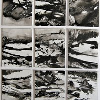 Maxine Relton The black and white sketchbook – working with tone
