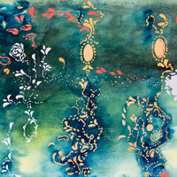 Veronica Slater Paint and process – mixed media