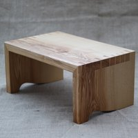 Daniel Pateman Make simple furniture – a dovetailed stool