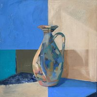 Heather Gray-Newton Painting contemporary still life